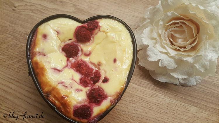 Himbeer-Vanille-Quarktörtchen – Käsekuchen