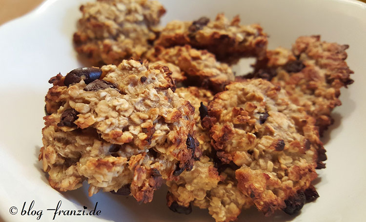 Banana-Oat-Cookies