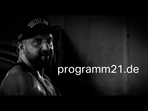Programm 21 Diary
