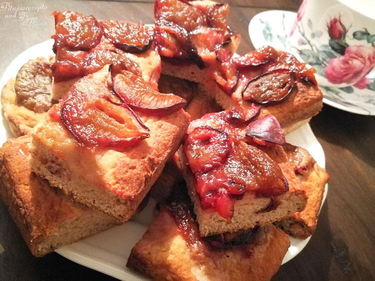 Pflaumenkuchen – Zwetschgenkuchen