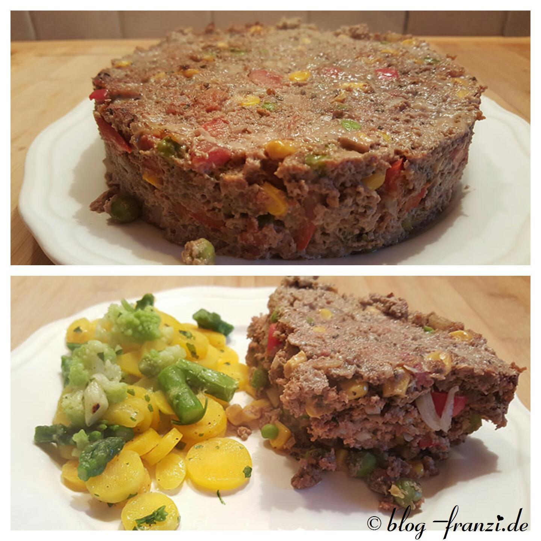 Minced Meat Cake (Hackkuchen/-braten)