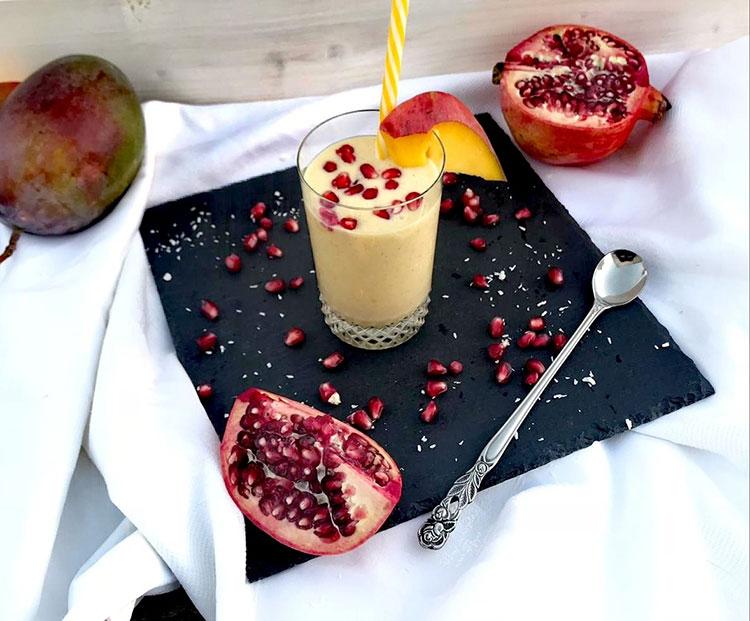 Mango Buttermilchshake