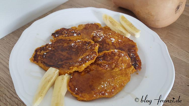Butternut Pancakes