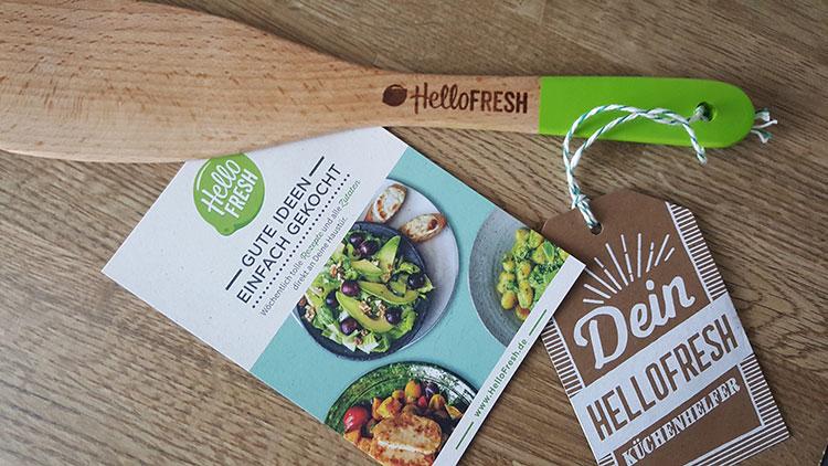 Meine Erfahrung mit der Kochbox von Hello Fresh