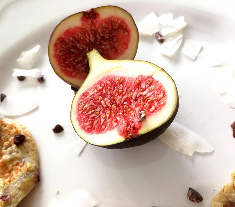 Pflaumen Pancakes Eiweißreiches Frühstück Fitnessrezepte Und Tipps